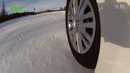 芬兰诺记轮胎冬季驾驶学校:4_1 ABS