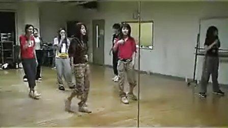 冲田杏梨的排练舞蹈训练skyxixi.com上传