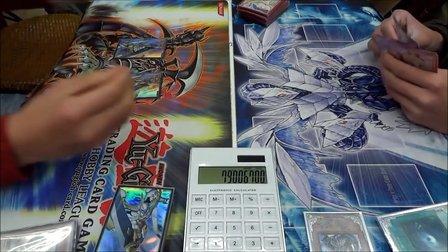 【ギアギア】TSUTAYA六甲道店(12_23)遊戯王大会決勝戦【カオドラ】