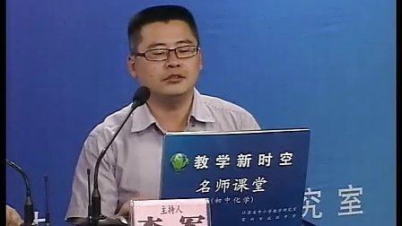 溶液分类的讨论-陈广余-名师课堂-初中化学