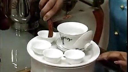 41' 中國茶藝--習茶禮儀和常見的沖泡技法