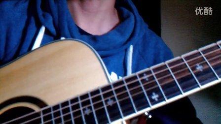 电影《九降风》 蓝色蝴蝶 吉他
