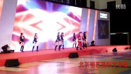 北京江南style舞蹈表演  北京江南style演出