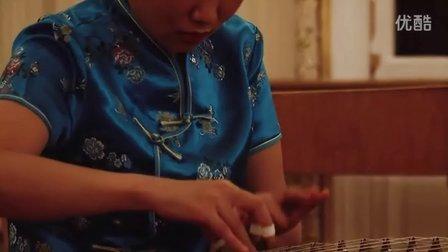 梅花三弄, 刘芳古筝独奏