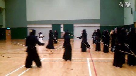 香田教八練習