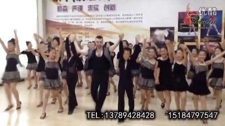 戚敏国际舞蹈艺术培训机构 - 宣传片