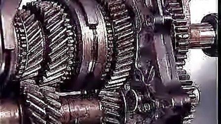 三轴变速器的工作原理(石家庄北方汽修学校提供)