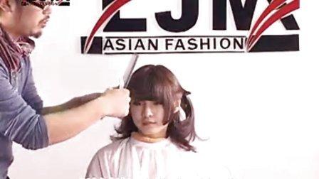 最新美发烫发 梨花头视频 时尚美发造型