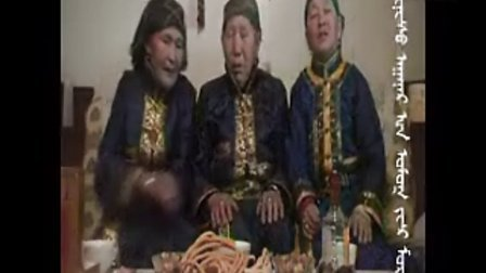 乌尔禾区蒙古族长调民歌(一)