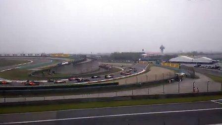 2012 F1 上海 震撼发车现场实拍