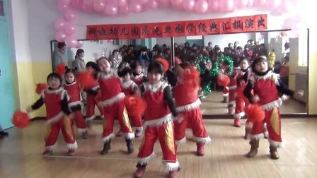 2013年庆元旦国学经典汇演——舞蹈《元日》