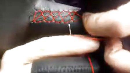 起针+收针