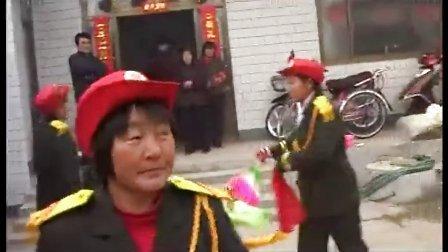 河北冀州西王镇巨先庄良缘鼓乐队2