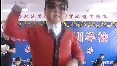 庄河市星火艺术培训学校舞蹈视频