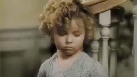【电影】美国踢踏舞前辈比尔·罗宾森与秀兰·邓波儿-小上校-楼梯舞