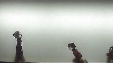 天门市大型皮影戏--福寿图下集