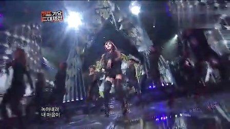 121230 MBC 歌谣大战 1部
