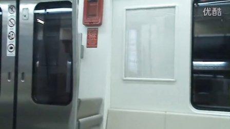 北京地铁6号线慈寿寺站报站