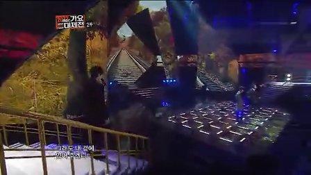 121230 MBC 歌谣大战 2部