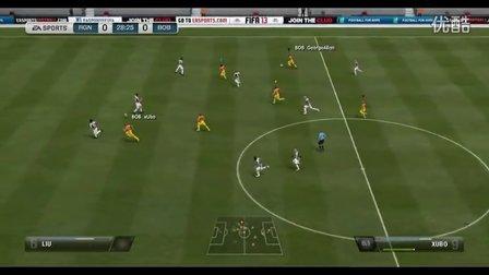 BOB俱乐部集锦 FIFA13