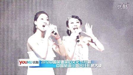 2012中国英德英石文化节开幕 中国旅游小姐出任形象大使