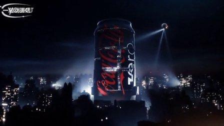 超酷的可乐罐!