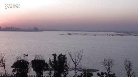 2012阳澄湖夕阳
