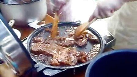 电饼铛烤牛肉