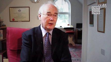 诺贝尔奖获得者Martin Evans教授介绍卡迪夫大学校长奖学金