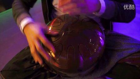 迷幻冥想音 XP tank drum(no hang drum/手鼓/手碟/钢鼓)by 陈睿 Ray