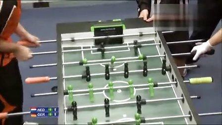 2012世界波比足球锦标赛决赛 德国队vs荷兰队