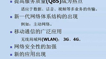 上海交大 组网技术 27讲 全套Q896730850