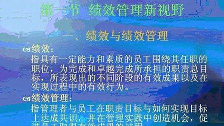 浙江大学 绩效管理 24讲 全套Q896730850 视频下载