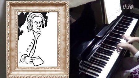 巴赫《C大调前奏曲》钢琴视奏_tan8.com