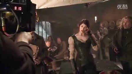 韩赛尔与格蕾特:女巫猎人拍摄花絮-杰瑞米雷纳国际中文网