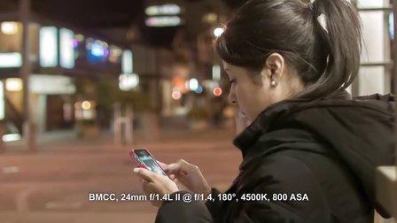 Blackmagic Cinema Camera VS. Canon 5D Mark III [HD]
