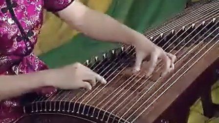 古筝6级练习曲 2 琶音练习