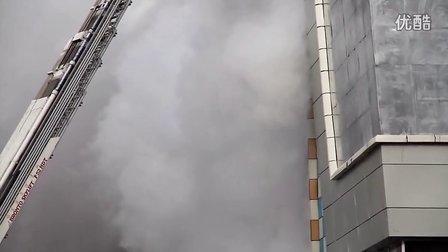 哈尔滨 服装城 大火 05
