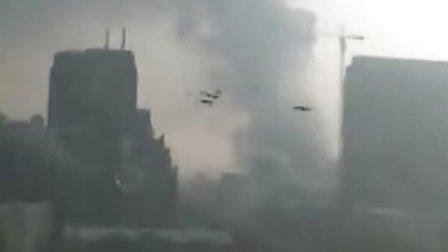 哈尔滨服装城大火2