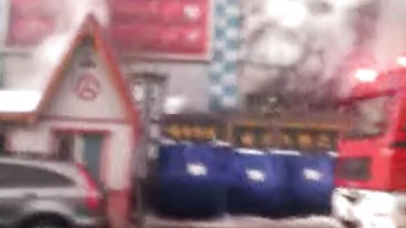 哈尔滨服装城大火9