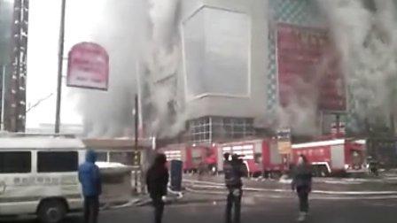 哈尔滨服装城大火11