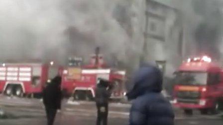 哈尔滨服装城大火12