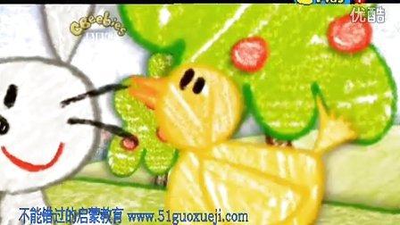 早教英语 幼儿英语 启蒙英语 英语动画片 彩色花园Get_Squiggling!_-06_Hedge