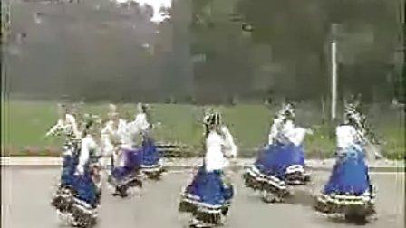 藏族舞蹈《吉祥谣》成品表演-320x240