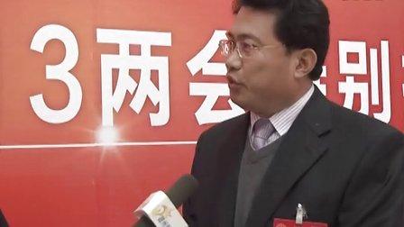 德州新闻网两会特别报道专访禹城市人力资源和社会保障局局长韩庭岭