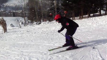滑雪教学片