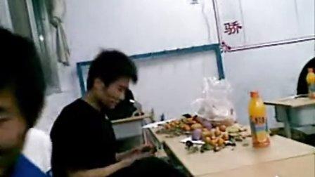 枣庄职业学院汽车系09高技二班 2011年元旦晚会