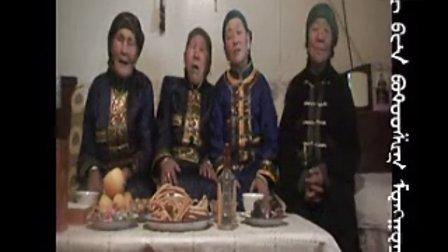 乌尔禾区蒙古族长调民歌(三)