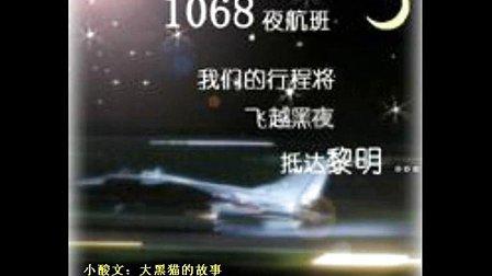 1068夜航班_小酸文篇_大黑猫的故事