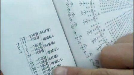 第27集 彩珠装饰帽 许红霞棉草拉菲钩编教学视频